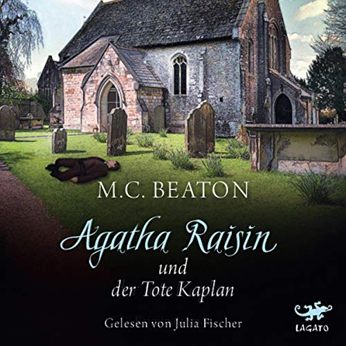 Agatha Raisin und der tote Kaplan audiobook cover art