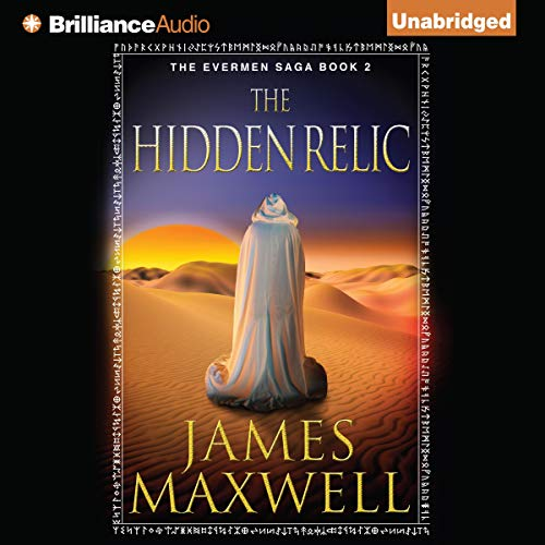 The Hidden Relic cover art