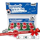 HSV Geschenk Set ist jetzt VERSTAND für Hamburg-Fans | Fruchtgummi-Pralinen, hochdosiert | Für Schalke, Bayern & Fußball-Fans, denen der Verstand von HSV-Fans am Herzen liegt