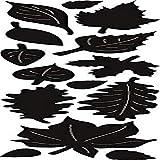 Marianne Design Fustelle Craftables per Punzonatura Foglie d'Autunno, Metal, Grey, 2.7x9.6x0.3 cm