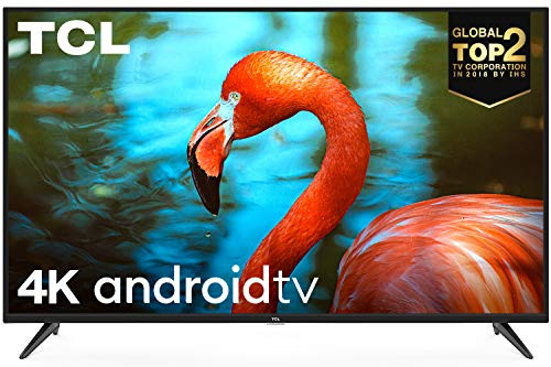 TCL 163.96 cm (65 inches)  AI 4K UHD Certified Android Smart LED...