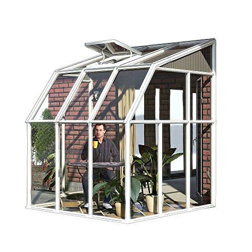 Rion Sun Room 2 Greenhouse, 6' x 6'