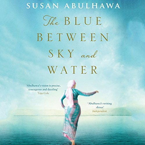 The Blue Between Sky and Water audiobook cover art