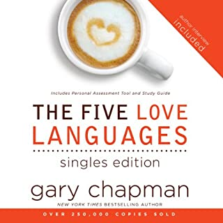 The Five Love Languages: Singles Edition cover art