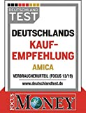 Amica SHC 903 001 E Einbauherd-Set - Schwarz - 2