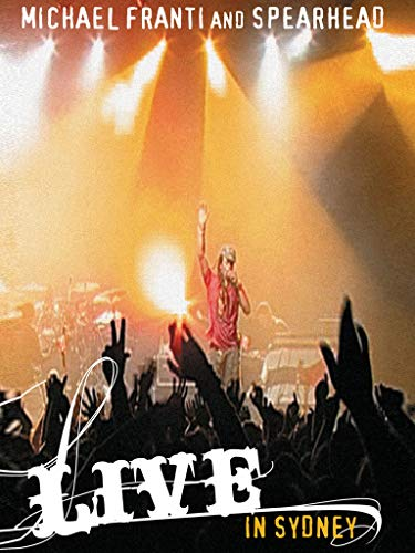 Michael Franti and Spearhead - Live in Sydney