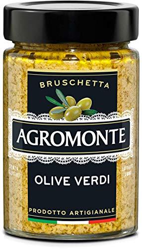 AGROMONTE Bruschetta di Olive Verdi 200 gr (1)