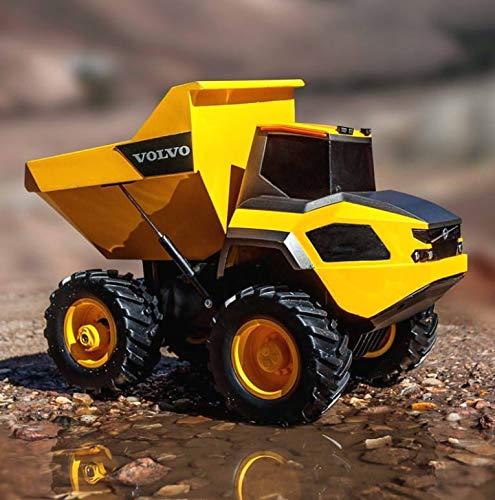 RC LKW kaufen LKW Bild 1: Maisto 582056 Fahrzeug mit Fernbedienung, gelb*