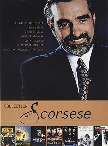 Coffret Martin Scorsese (7 Dvd) [Edizione: Francia]