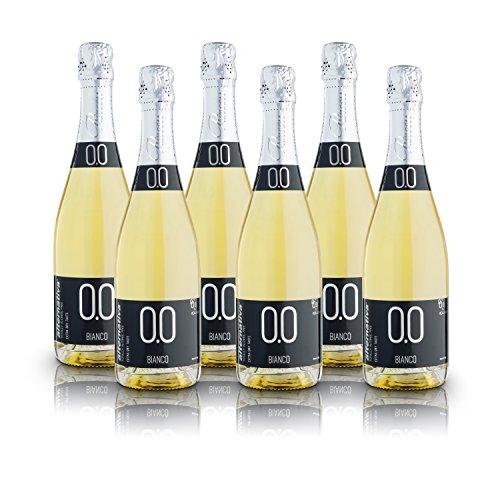 alternativa® - Bollicine Bianco Extra-Dry - 0.0% vol (confezione 6 bottiglie 750ml)
