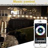 Zoom IMG-2 geyueya home led decking luci