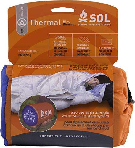 Adventure Medical Kits Essentials Thermo-Lite 2 Sac bivouac