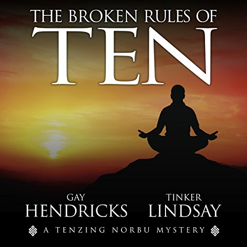 The Broken Rules of Ten audiobook cover art