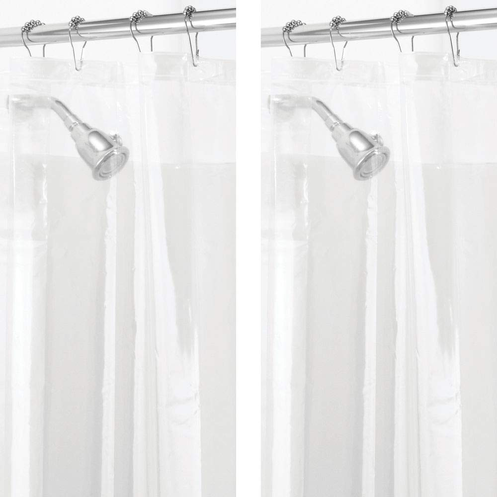mDesign Waterproof Resistant Bathroom Bathtubs