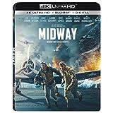 ミッドウェイ Midway 4K UHD [4K ULTRA HD+ブルーレイ]