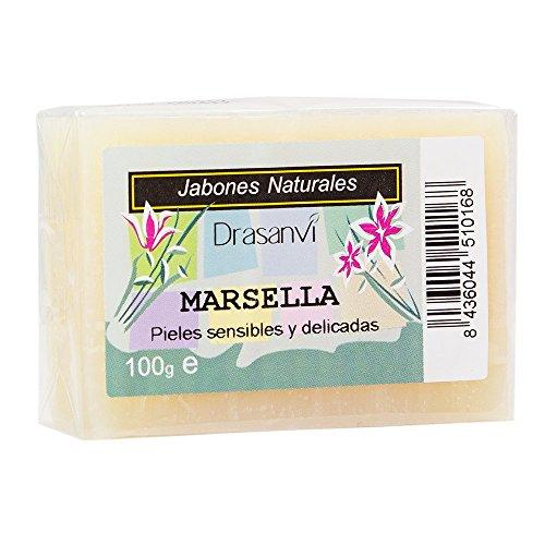 Drasanvi Jabón Marsella - 100 gr