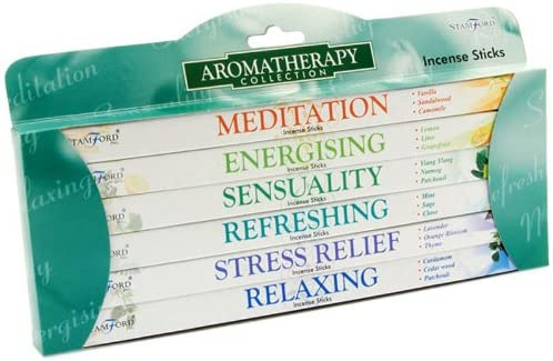 Stamford Incense Sits Gift Pack Aromatherapy Phoenix Mall All stores are sold -