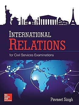 International Relations by [Pavneet Singh]