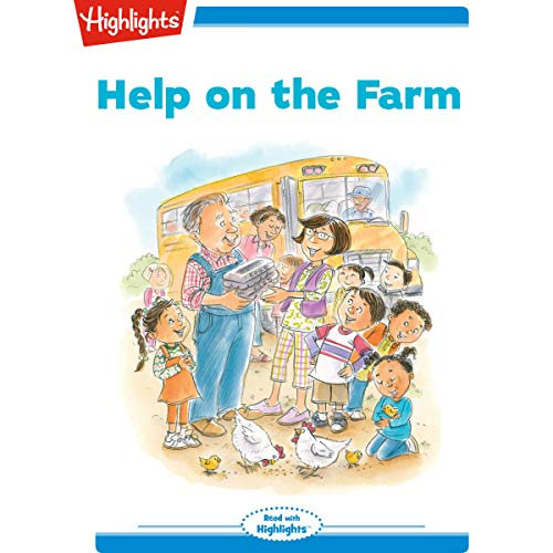 Help on the Farm copertina