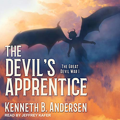 The Devil's Apprentice  By  cover art