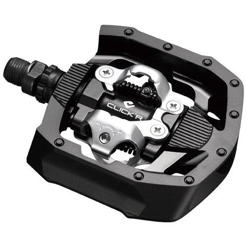Shimano unisex-erwachsene Pedal Click`R, PD-MT50, Weiß-weiß, Nicht zutreffend