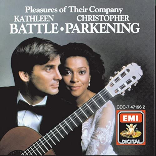 Kathleen Battle & Christopher Parkening