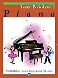 Alfred's Basic Piano Library Lesson Book, Bk 2 (Alfred's Basic Piano Library, Bk 2)