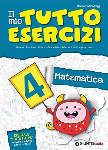 Il tutto esercizi matematica. Per la Scuola elementare: 4: Vol. 4