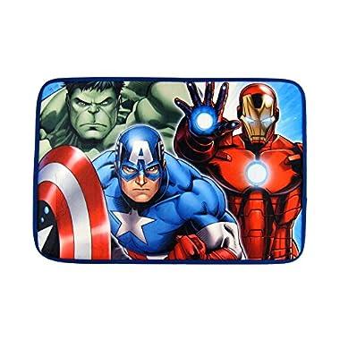New Marvel Memory Foam Mat 15.7 x23.5  (Avengers)