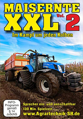 Maisernte XXL 2 - Kampf um jeden Kolben