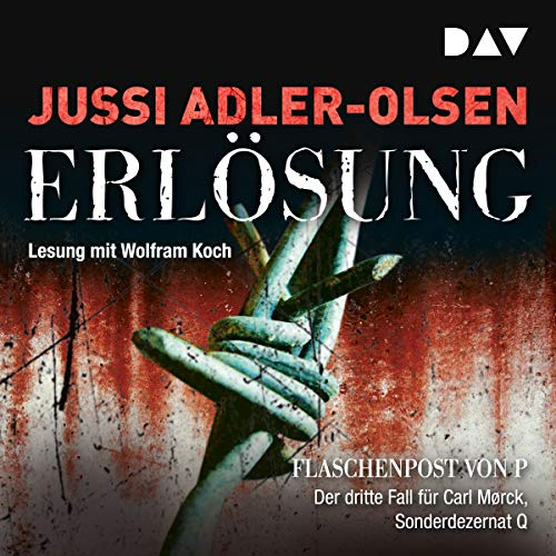 Erlösung     Carl Mørck 3              By:                                                                                                                                 Jussi Adler-Olsen                               Narrated by:                                                                                                                                 Wolfram Koch                      Length: 8 hrs and 21 mins     Not rated yet     Overall 0.0