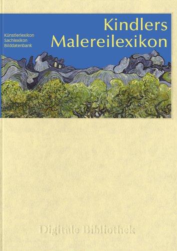 Digitale Bibliothek 022: Kindlers Malereilexikon (PC + MAC)