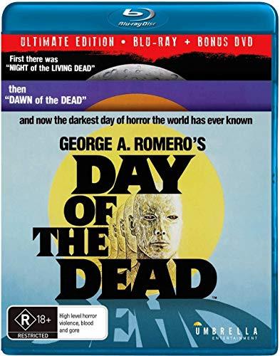 Day Of The Dead: Ultimate Edition (Br + Pal Dvd) [Edizione: Stati Uniti] [Italia] [Blu-ray]