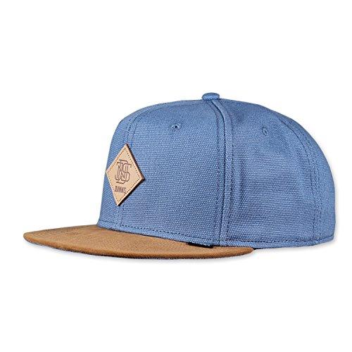 DJINNS - Light Canvas (slate) - Snapback Cap Baseballcap Hat Kappe Mütze Caps