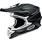 Casco Mx Shoei Vfx-W Hectic Tc5 Blanco (Xs , Blanco)