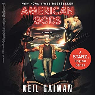 American Gods [TV Tie-In] audiobook cover art