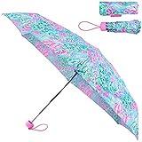 Best Mini Travel Umbrellas - Lilly Pulitzer Women's Mini Travel Umbrella, Best Fishes Review