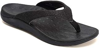 Women Orthotic Comfort Sandal for Comfortable Walk Thong Style Casual Flip Flops