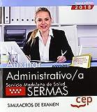 Auxiliar Administrativo/a. Servicio Madrileño de Salud (SERMAS). Simulacros de examen