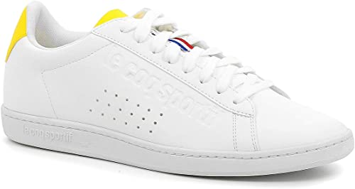 Le Coq Sportif Courtset Sport Optic blanco Empire Y - Hauszapatos Deportivas