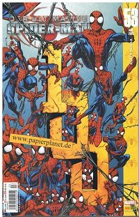 Der ultimative Spider-Man Heft 53 Klon-Saga, Teil 3-4 , Nov 2007 (Panini Marvel Comics) Comic-Heft