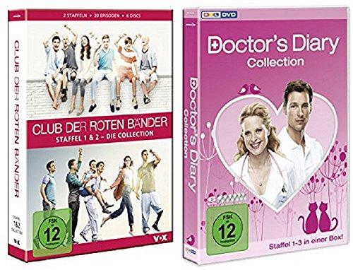 Club der roten Bänder - Staffel 1+2 + Doctor's Diary - Staffel 1-3