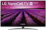 LG 65SM8100AUA Alexa Built-in Nano 8 Series 65' 4K Ultra HD Smart LED NanoCell TV (2019)
