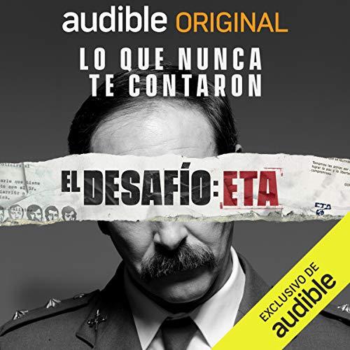 Diseño de la portada del título El Desafío: ETA