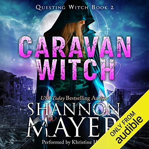Caravan Witch cover art