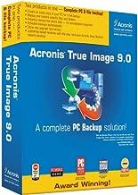 Acronis True Image Backup 9.0 [OLD VERSION]