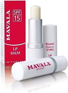 Mavala Lip Balm Spf 15 0.15 Ounce