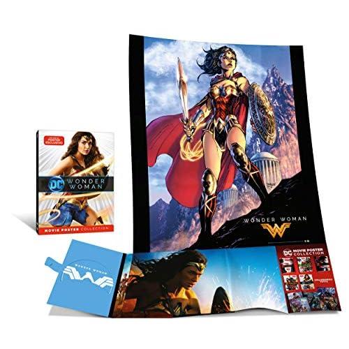 Wonder Woman - Movie Poster (DVD)