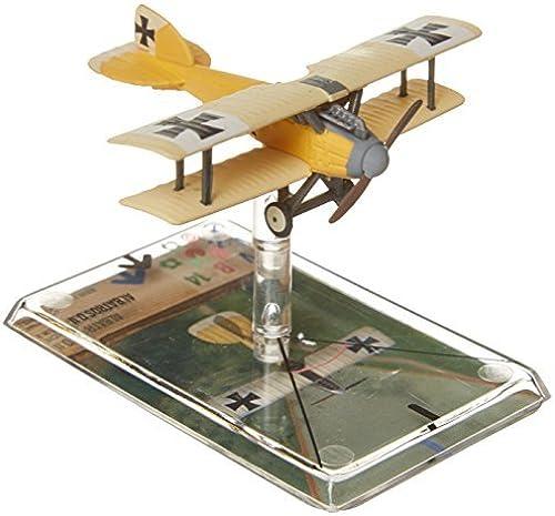 servicio honesto Wings Of Glory - Albatros Albatros Albatros D.II (Szepessy-Sokoll) Avion pack by Ares Games  hasta un 65% de descuento
