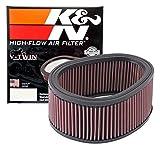 K&N Engine Air Filter: High Performance, Premium, Powersport Air Filter: Fits 2002-2010 BUELL (Firebolt XB12R, Lightning, CityX XB9SX, Long XB12SS, XB12SCG, Ulysses, and other select models) BU-9003